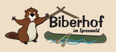 Logo Biberhof im Spreewald